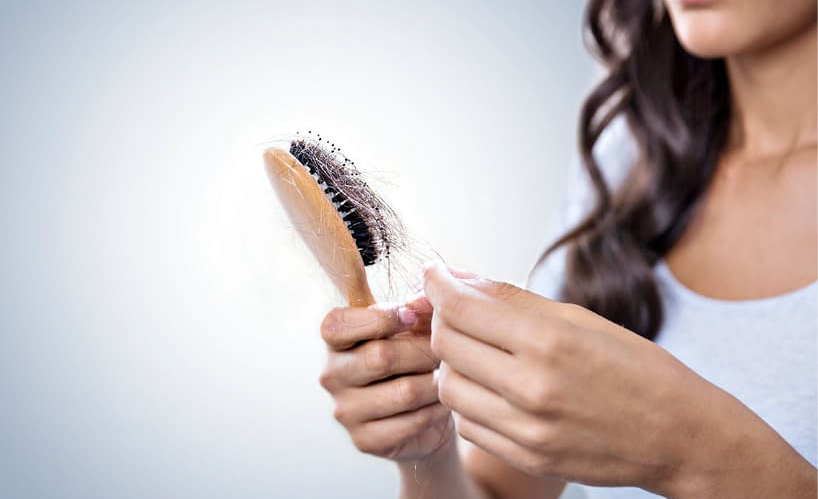 4 Ways to Prevent Women Hair Loss