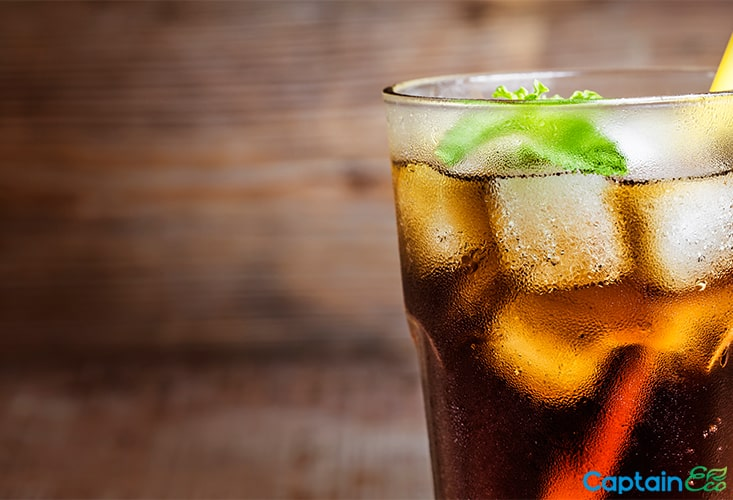 Carbonated drinks and hair loss